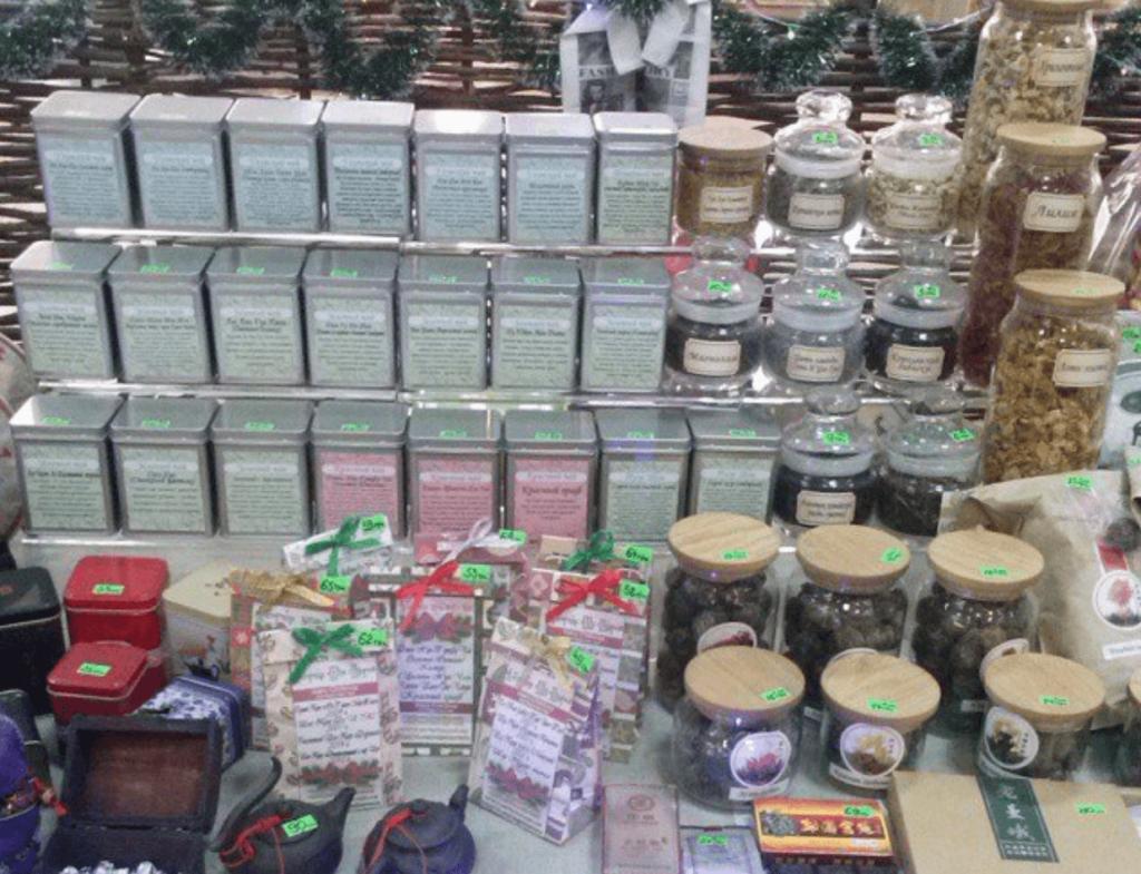 20 000 грн на продаже китайского чая на Украине