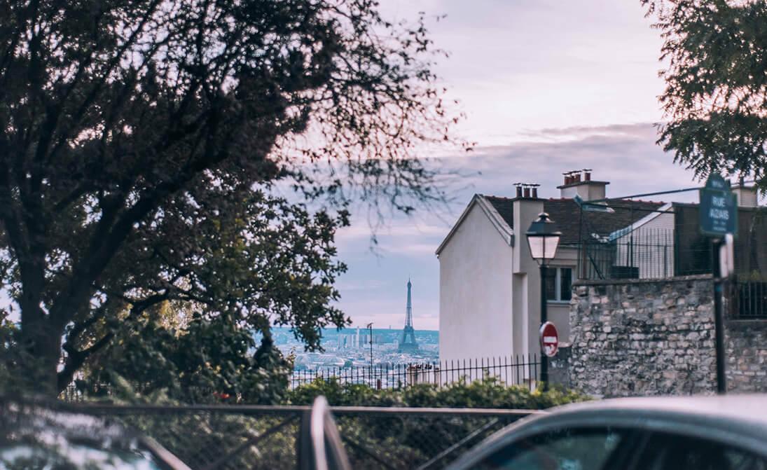 Увидеть Париж и .... стать счастливым!