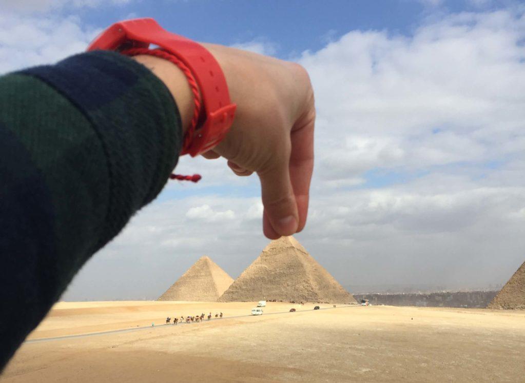Лучший отдых в Египте. Как «Мистер Отель» увидел пирамиды!