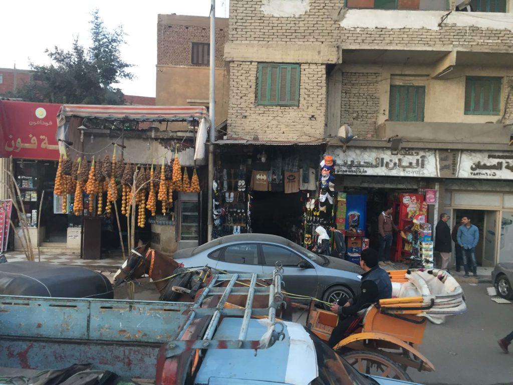 Грязный Каир