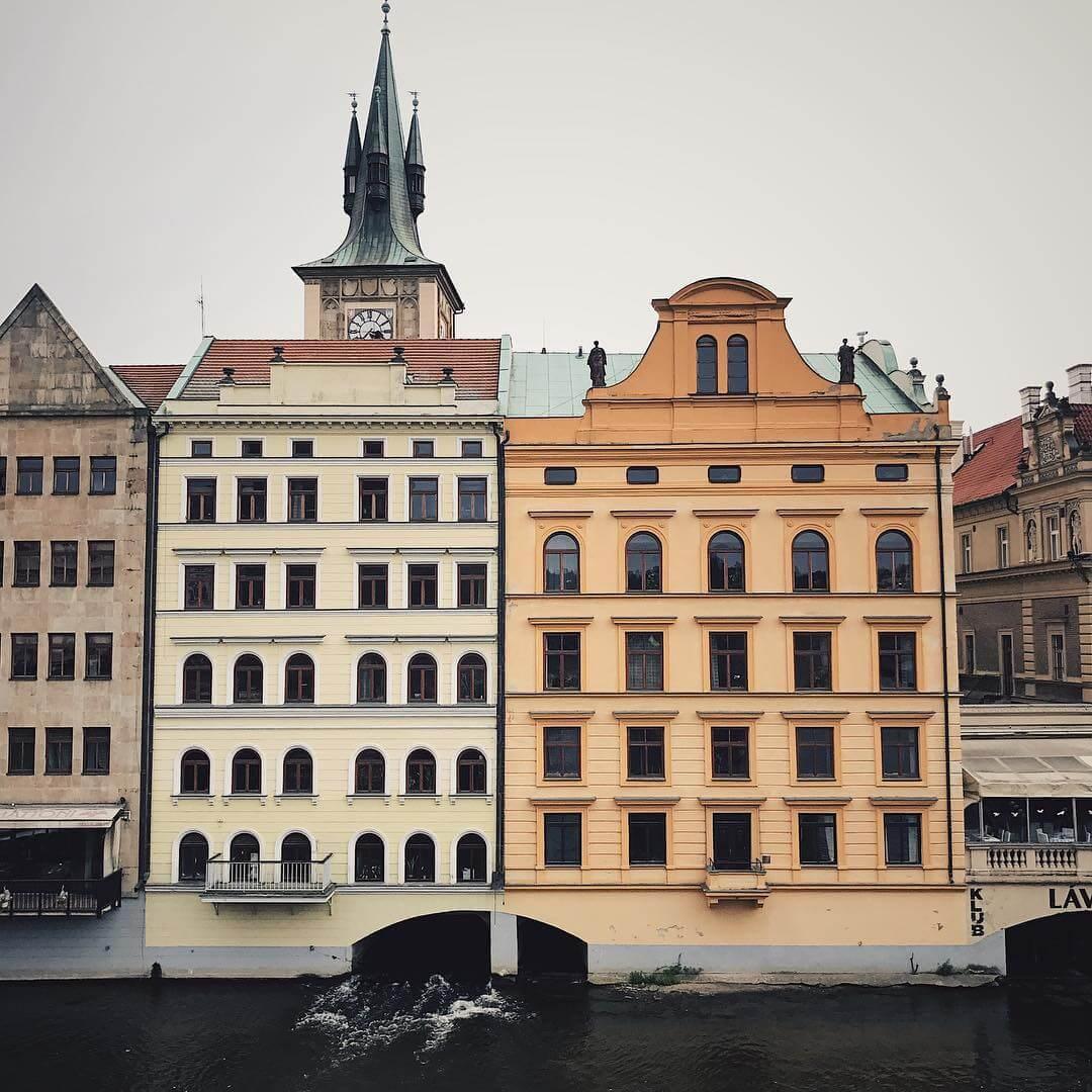 Волшебная Прага. Злата Прага.